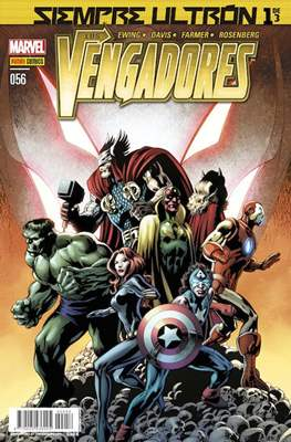 Los Vengadores Vol. 4 (2011-) (Grapa) #56