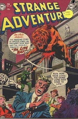 Strange Adventures (Comic Book) #29
