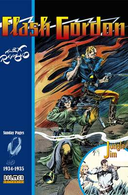 Flash Gordon. Sunday Pages