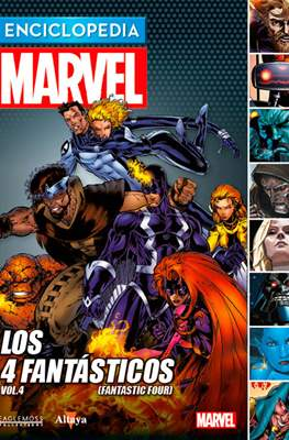Enciclopedia Marvel (Cartoné) #33