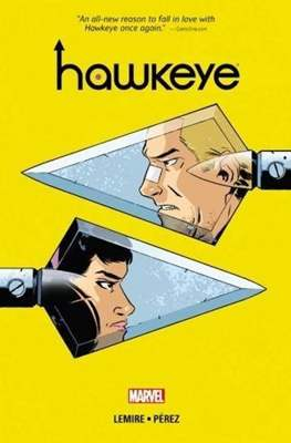 Hawkeye (Vol. 4 2012-2015) (Oversized Hardcover) #3