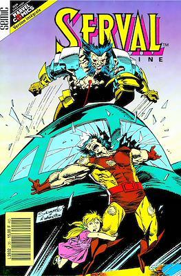 Serval / Wolverine Vol. 1 (Agrafé) #20