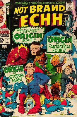 Not Brand Echh (Comic-book) #7