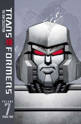 Transformers: The IDW Collection Phase Two (Hardcover 332-356 pp) #7