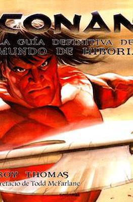 Conan. La Guia definitiva del mundo de Hiboria