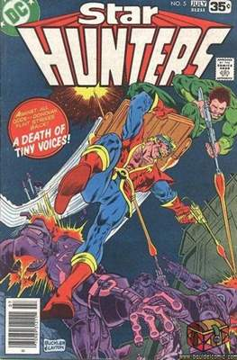 Star Hunters Vol 1 (Grapa) #5
