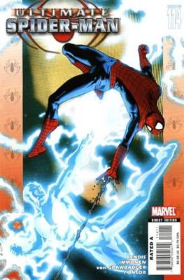 Ultimate Spider-Man (2000-2009; 2011) (Comic-Book) #114