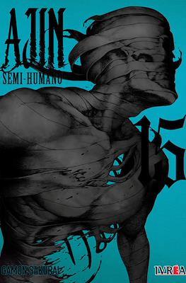 Ajin: Semi-Humano #15