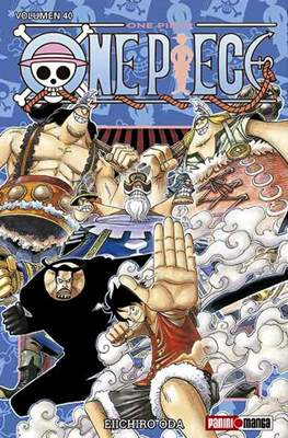 One Piece (Rústica) #40