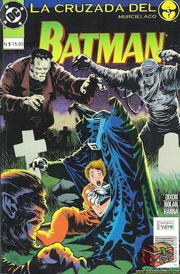 Batman: La cruzada del murciélago (Rustica) #5