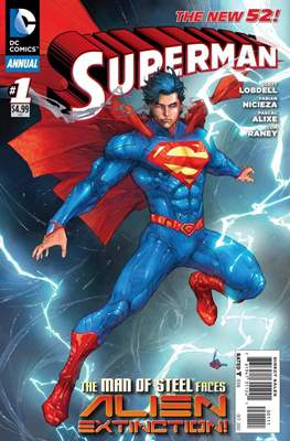 Superman Vol. 3 Annual (2012-2016) #1
