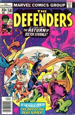 The Defenders vol.1 (1972-1986) (Grapa, 32 págs.) #58