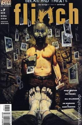 Flinch (Comic Book) #7