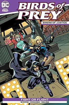 Birds of Prey: Sirens of Justice (Digital) #1