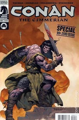 Conan the Cimmerian (2008-2010) #0