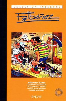 Colección Integral F.Ibáñez (Cartoné 200 pp) #35