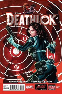 Deathlok Vol. 5 (Comic-Book / Digital) #7