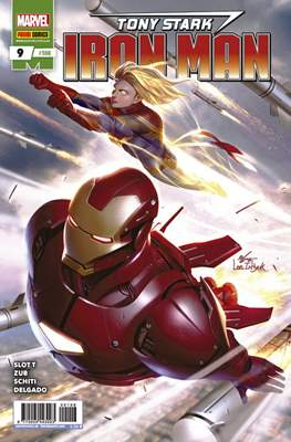 El Invencible Iron Man Vol. 2 (2011-) (Grapa - Rústica) #108/9