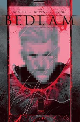 Bedlam (Comic-book) #8