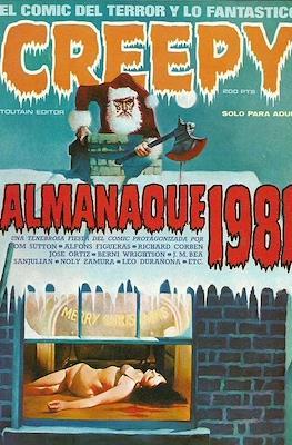 Creepy Almanaques #2
