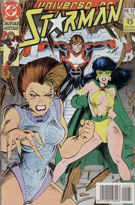 Universo DC (1989-1992) (Grapa. 17x26. 48 páginas. Color.) #37