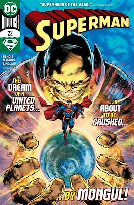 Superman Vol. 5 (2018-) (Comic Book) #22