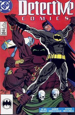 Detective Comics Vol. 1 (1937-2011; 2016-) (Comic Book) #602