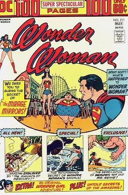 Wonder Woman Vol.1 (Comic Book) #211