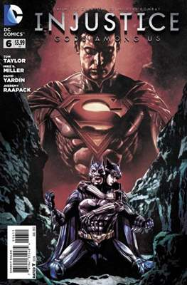 Injustice: Gods Among Us (Cómic-Book) #6