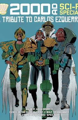 2000 AD Sci-Fi Special #24
