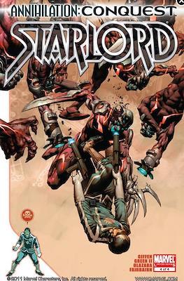 Annihilation: Conquest - Starlord (Digital). 2011 #4