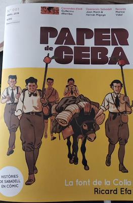 Paper de Ceba #1