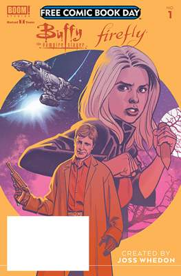 Buffy the Vampire Slayer / Firefly - Free Comic Book Day 2019