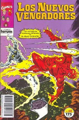 Los Nuevos Vengadores Vol. 1 (1987-1994) (Grapa 32 pp) #60
