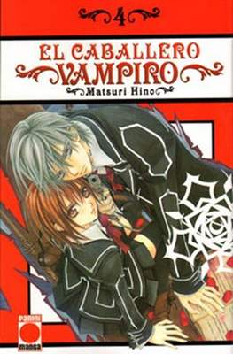 El caballero vampiro #4