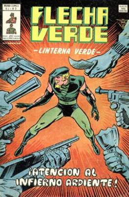 Flecha Verde Vol. 1 (1978-1979) (Grapa 40 pp) #7