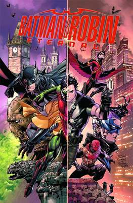 Batman and Robin Eternal