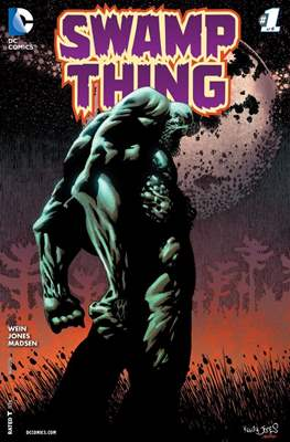 Swamp Thing (2016) (Comic Book) #1
