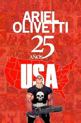 Ariel Olivetti: 25 años