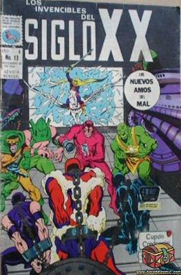 Los Invencibles del Siglo XX #13