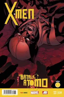 X-Men Vol. 4 / X-Men presenta (2011-2016) (Grapa 24 pp) #34