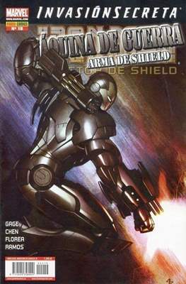 Iron Man: Director of SHIELD / Iron Man & Máquina de Guerra / El Invencible Iron Man (2008-2011) (Grapa, 48 páginas) #19