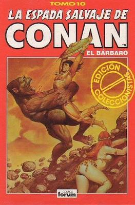 La Espada Salvaje de Conan el Bárbaro. Edición coleccionistas (Rojo) #10