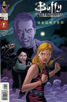 Buffy the Vampire Slayer: Haunted (2001-2002 Variant Cover)