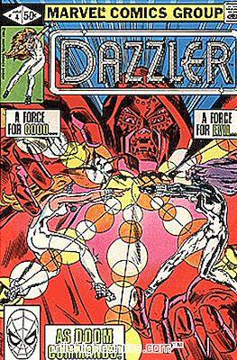 Dazzler Vol. 1 (Comic-Book) #4