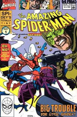The Amazing Spider-Man Annual (Grapa, 48 págs.) #24