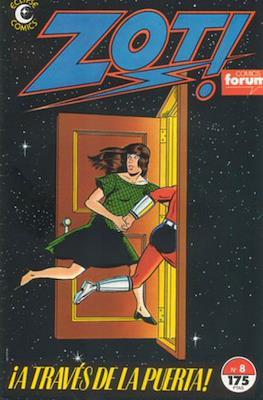 Zot! (Grapa. 17x26. 32 páginas. Color. (1991-1992).) #8