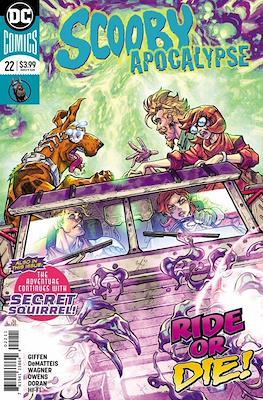 Scooby Apocalypse (Comic Book) #22