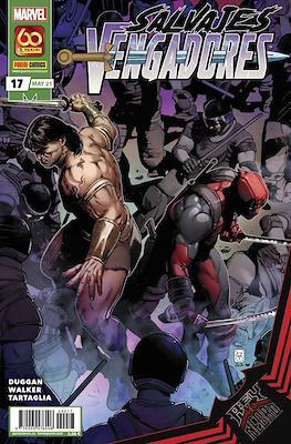 Salvajes Vengadores (2019-) (Grapa) #17