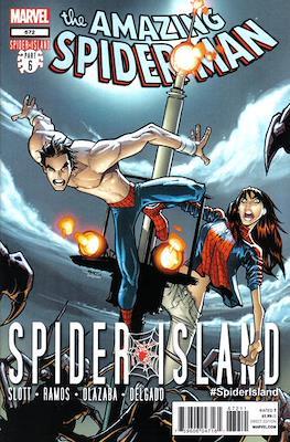 The Amazing Spider-Man Vol. 2 (1999-2014) (Comic-Book) #672